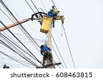 Electrical Utility Workers...