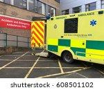 national health service  uk  ... | Shutterstock . vector #608501102