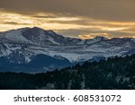 A View A Mount Evans  From...