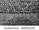 Tissue Box Wicker Basket