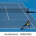 melbourne  australia   january... | Shutterstock . vector #60863581
