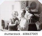 Ussr  Leningrad   Circa 1952 ...