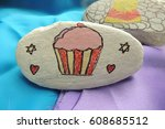 A Painted Stone Promoting Peac...