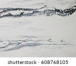 white marble stone texture for... | Shutterstock . vector #608768105