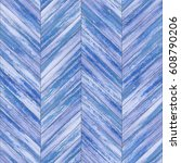 Small photo of Seamless wood parquet texture (chevron painted)