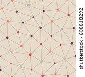 technology lines seamless...   Shutterstock .eps vector #608818292