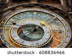 Prague Astronomical Clock In...
