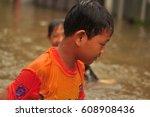 jakarta  indonesia   january 29 ...   Shutterstock . vector #608908436