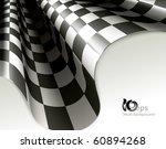 checkered background  eps10 | Shutterstock .eps vector #60894268