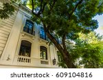 traditional classic old... | Shutterstock . vector #609104816