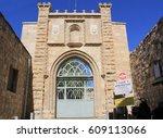 jerusalem  israel   october 25  ...   Shutterstock . vector #609113066