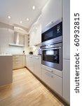 modern designer kitchen | Shutterstock . vector #60932815