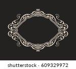 restaurant calligraphic menu....   Shutterstock .eps vector #609329972