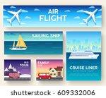 variations transport of travel... | Shutterstock .eps vector #609332006