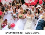 jurmala   june 13  2nd annual... | Shutterstock . vector #60936598
