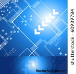 vector background | Shutterstock .eps vector #60939784
