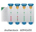 web element | Shutterstock .eps vector #60941650