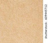 cardboard paper background or... | Shutterstock . vector #609445712