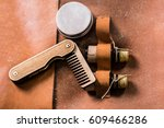 Old Vintage Barber Shop Tool O...