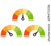 credit score | Shutterstock .eps vector #609471536