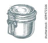 hand drawn vector illustration...   Shutterstock .eps vector #609472166