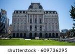 cultural center kirchner  ... | Shutterstock . vector #609736295