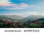 View Of The Central Valley Of...