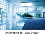 modern architecture of large... | Shutterstock . vector #60989824