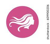 internacional woman day... | Shutterstock .eps vector #609900206
