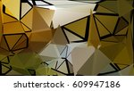 abstract pattern consisting of... | Shutterstock .eps vector #609947186