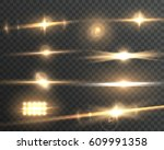 illustration of transparent... | Shutterstock .eps vector #609991358
