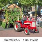 lunteren  the netherlands   aug ... | Shutterstock . vector #610044782