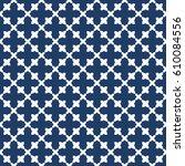 seamless pattern. modern... | Shutterstock . vector #610084556