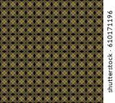 geometric abstract vector... | Shutterstock .eps vector #610171196