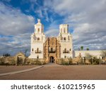 Mission San Xavier Del Bac Is ...