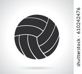 vector illustration. silhouette ...   Shutterstock .eps vector #610242476