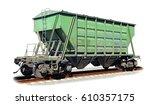 The Railway Hopper Car For The...