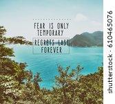 inspiration and motivation...   Shutterstock . vector #610465076