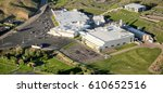 Small photo of Pocatello, Idaho, USA June 14, 2010 An On semiconductor manufacturing facility. This facility manufactures silicone wafers for Integrated circuit chips.