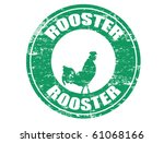 Rooster Chinese Zodiac Sign In...