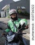jakarta  indonesia   march 27... | Shutterstock . vector #610726322