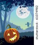Halloween Scary Garden ...