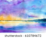 Watercolor Minimalist Abstract...