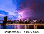 Lightning Strike Through New...