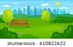 vector illustration of a... | Shutterstock .eps vector #610822622
