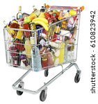 Shopping Trolley   Grocery Car...