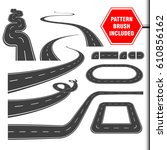vector illustration that... | Shutterstock .eps vector #610856162
