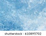 ice | Shutterstock . vector #610895702