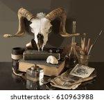 Still Life With A Skull  Books...