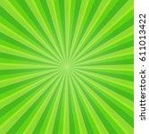 colorful multicolored burst... | Shutterstock .eps vector #611013422